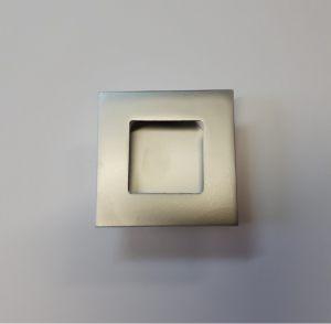 Ручка квадратная Серебро матовое Сургут