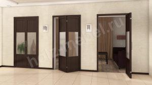 Двери гармошка Сургут