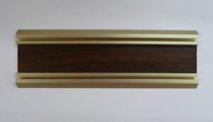 Направляющая нижняя для шкафа-купе ламинированная Сургут