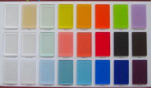 Акриловое стекло матовое для радиусных шкафов-купе и радиусных межкомнатных перегородок Сургут
