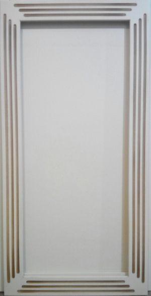Рамочный фасад с фрезеровкой 2 категории сложности Сургут