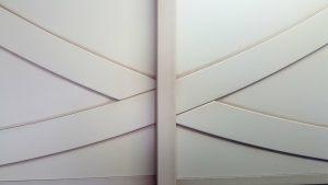 Вставка в дверь с накладками Сургут
