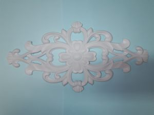 Декоративная накладка № 6-397*199*7 Сургут
